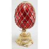 Copy Of Faberge HJD0898+HJF1438C EASTER small double Egg with...