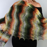 Pavlovo Posad Shawl Downy shawl handmade downy openwork stole,...