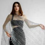 Pavlovo Posad Shawl Downy shawl handmade stole downy openwork,...
