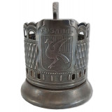 Cup holder Suzdal, 50s of the 20th century, patina