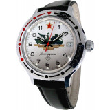 Watches men wrist, 92183 Vostok, komandirskie mechanical