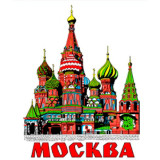 T-shirt M Saint Basil's Cathedral M
