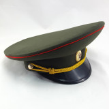 Headdress cap of the Soviet army