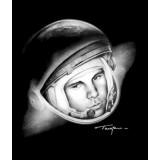 T-shirt XXL Gagarin XL