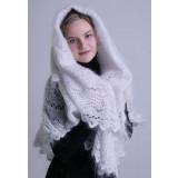 Pavlovo Posad Shawl Downy shawl handmade shawl it is 150 h 150