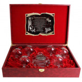 Gift engraved Gifts for men A set of wine glasses for brandy 8319
