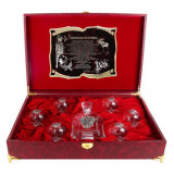 Gift engraved Gifts for men A set of wine glasses for brandy 8320