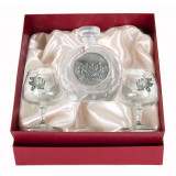 Gift engraved Gifts for men A set of wine glasses for brandy 8586