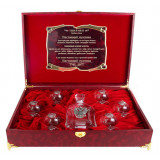Gift engraved Gifts for men A set of wine glasses for brandy 9572