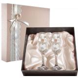 Gift engraved Wedding glasses 9738