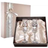 Gift engraved Wedding glasses 9749