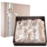 Gift engraved Wedding glasses 9755