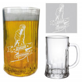 Gift engraved Gifts for men Beer mugs 9854