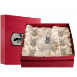 Gift engraved Gifts for men Carafes of vodka with stacks 9921