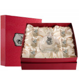 Gift engraved Gifts for men Carafes of vodka with stacks 9922