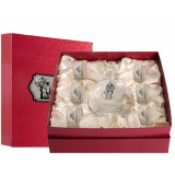 Gift engraved Gifts for men Carafes of vodka with stacks 9937