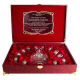 Gift engraved Gifts for men Carafes of vodka with stacks 10099