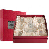 Gift engraved Gifts for men Carafes of vodka with stacks 10102