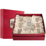 Gift engraved Gifts for men Carafes of vodka with stacks 10103