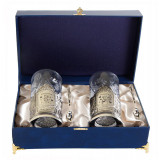 Gift engraved Coasters Sets of Cup holders 10775