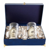 Gift engraved Coasters Sets of Cup holders 10779