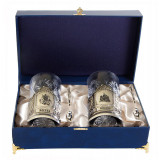 Gift engraved Coasters Sets of Cup holders 10781