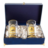 Gift engraved Coasters Sets of Cup holders 10787