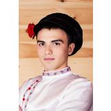 Russian folk costume Kartuz muzhskoj 16126