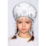 Russian folk costume KOKOSHNIKI Kokoshnik Alina 16139