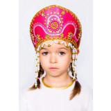 Russian folk costume KOKOSHNIKI Kokoshnik Alina 16144
