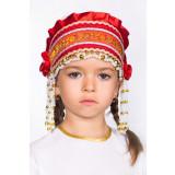 Russian folk costume KOKOSHNIKI Kokoshnik Inna 16238