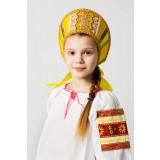 Russian folk costume KOKOSHNIKI Kokoshnik Marja 16250