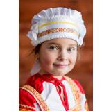 Russian folk costume KOKOSHNIKI Kokoshnik Nastenka 16265