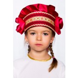 Russian folk costume KOKOSHNIKI Kokoshnik Nastenka 16266