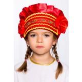 Russian folk costume KOKOSHNIKI Kokoshnik Nastenka 16275