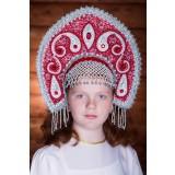 Russian folk costume KOKOSHNIKI Kokoshnik Uljjana 16288