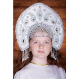 Russian folk costume KOKOSHNIKI Kokoshnik Uljjana 16291