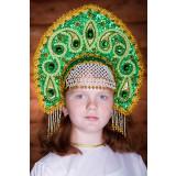 Russian folk costume KOKOSHNIKI Kokoshnik Uliana 16292
