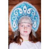 Russian folk costume KOKOSHNIKI Kokoshnik Uljjana 16293