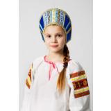 Russian folk costume KOKOSHNIKI Kokoshnik Marja 16298