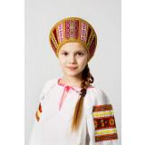 Russian folk costume KOKOSHNIKI Kokoshnik Marja 16301