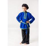 Russian folk costume KOSOVOROTKAS Kosovorotka Emelya 16455