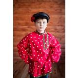 Russian folk costume KOSOVOROTKAS Kosovorotka Kuzya 16532