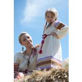 Russian folk costume WOMEN'S SHIRTS 16741