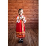 Russian folk costume SUNDRESSES Sundress Alyonushka 16782