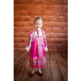 Russian folk costume SARAFANY Sarafan Aljonushka 16850