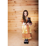 Russian folk costume SUNDRESSES Sundress Alyonushka 16892