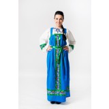 Russian folk costume SUNDRESSES Sundress Arina 16945
