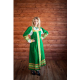 Russian folk costume Sundresses Sarafan Daria 16946