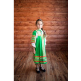 Russian folk costume Sundresses Sarafan Daria 16957